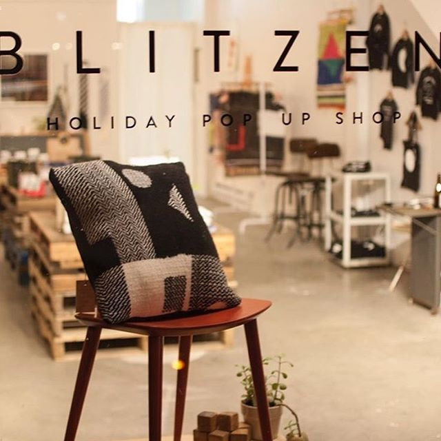 Long weekend shopping @blitzenpop!