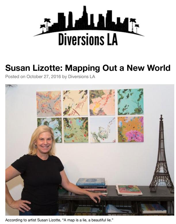 Diversions LA October 2016