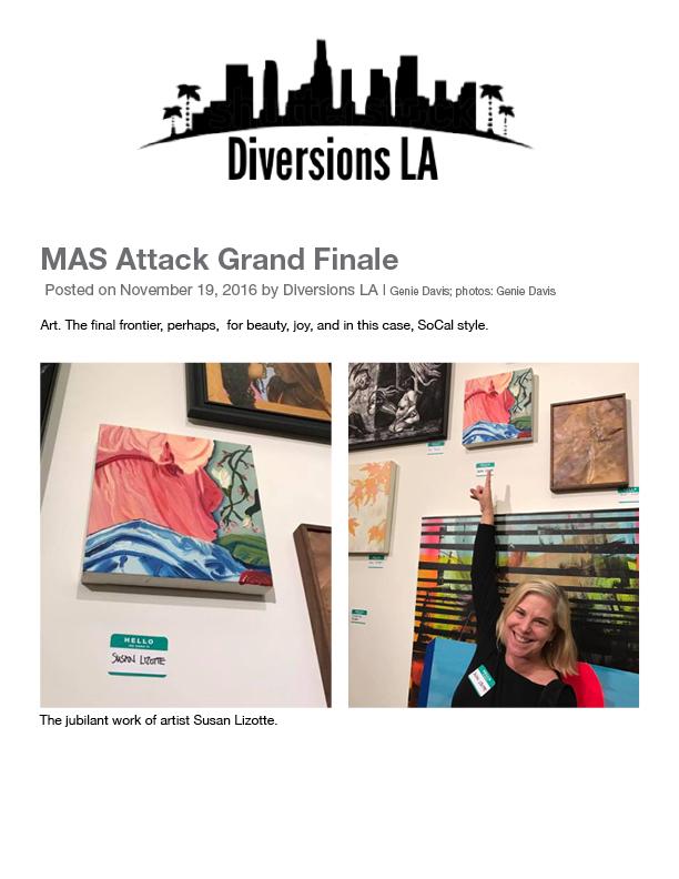 Diversions LA MAS Attack Grand Finale