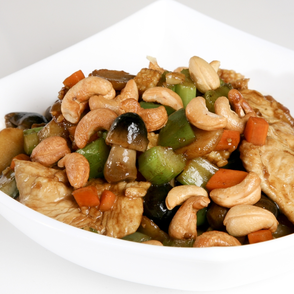 Cashew Nut Chicken