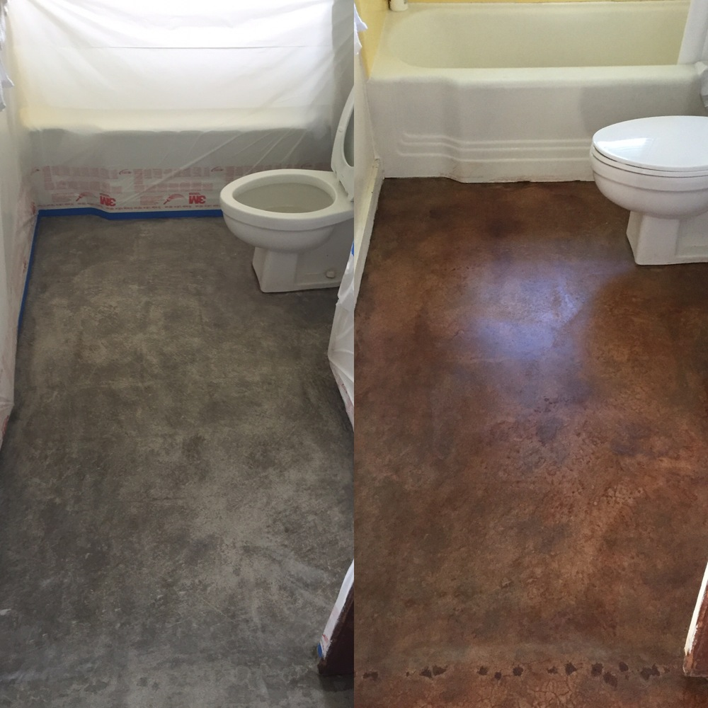 concrete surface solutions inc. Black Bedroom Furniture Sets. Home Design Ideas