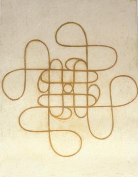 Yellow Drawing, 1990