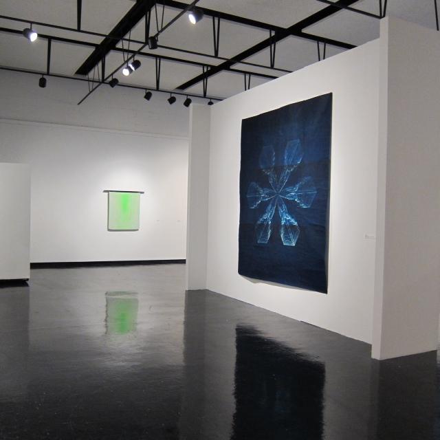 Snowflake #2, 2011 (Installation)