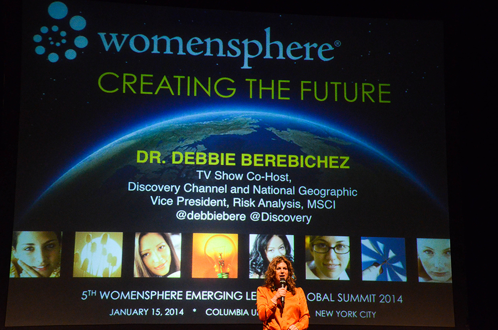 Speaking at Womensphere