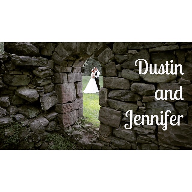 Dustin & Jennifer's wedding is up! Check it out in the link above☝🏼 #wedding #weddings #weddingvideo #moonstonemanor #hersheypa #PAwedding #CanAllWeddingsBeThisPerfect