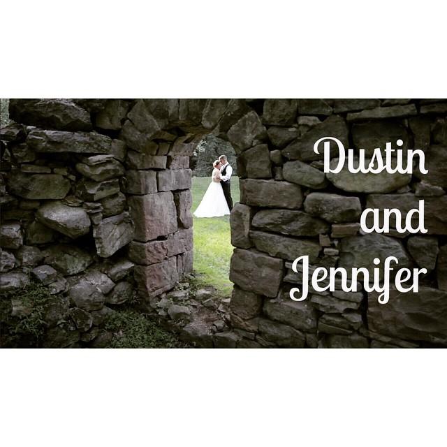 Dustin & Jennifer's wedding is up! Check it out in the link above☝🏼 #wedding #weddings #weddingvideo #moonstonemanor #hersheypa #PAwedding #CanAllWeddingsBeThisPerfect