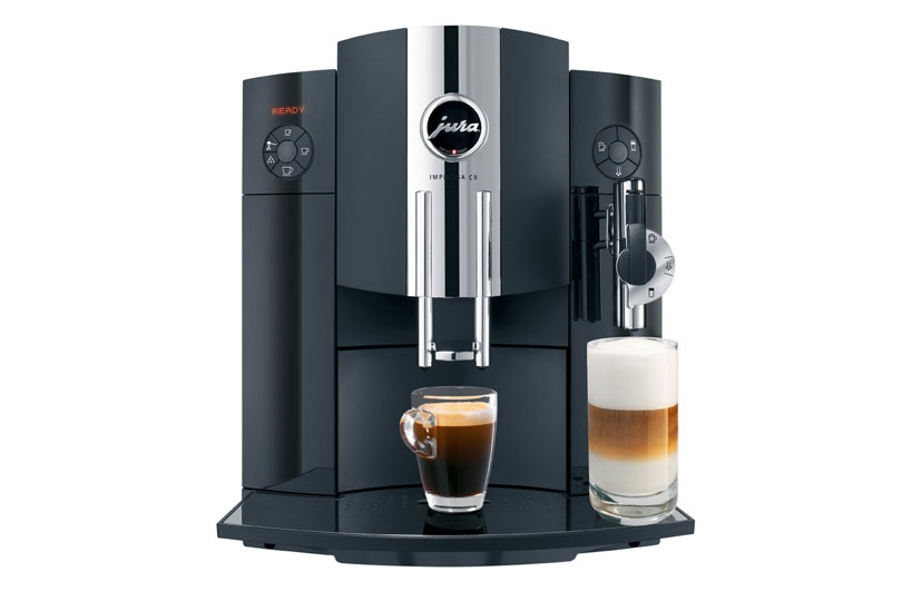 Jura Impressa C9 — Breadstand ~ Kaffeemaschine Jura Impressa