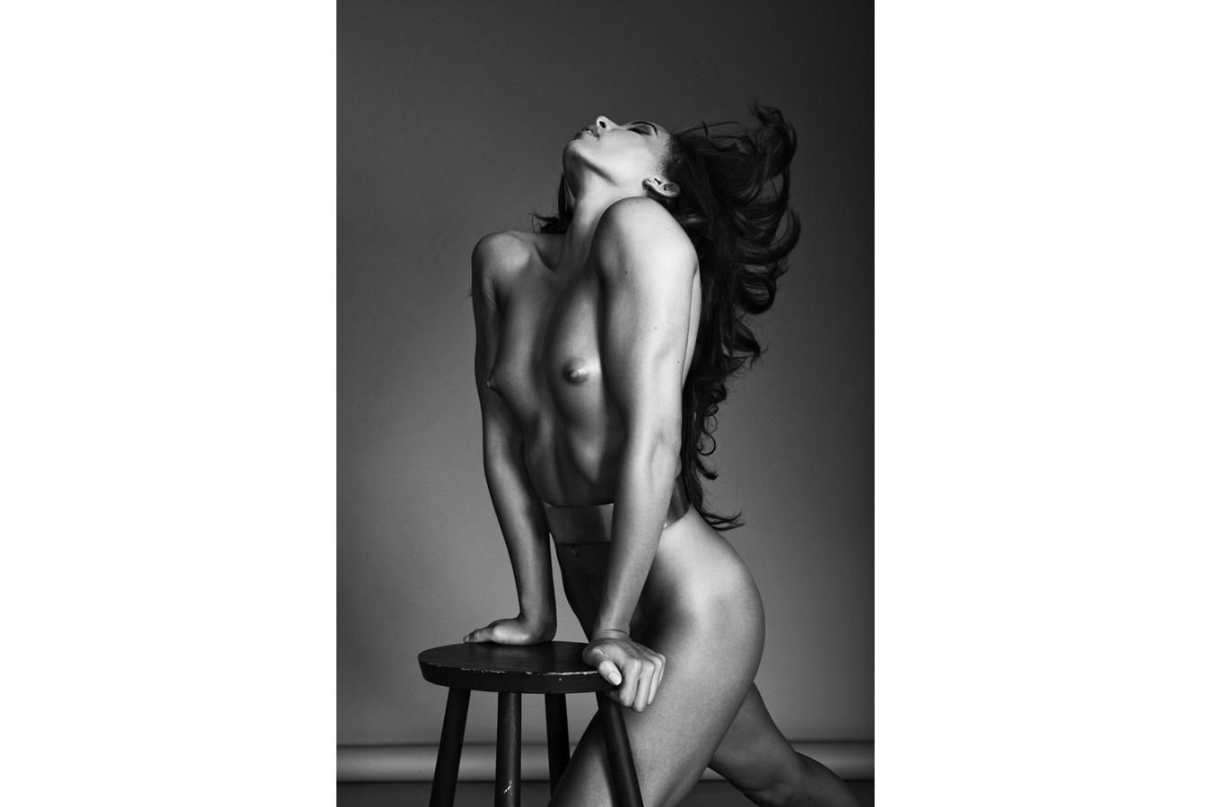 louise hazel nude