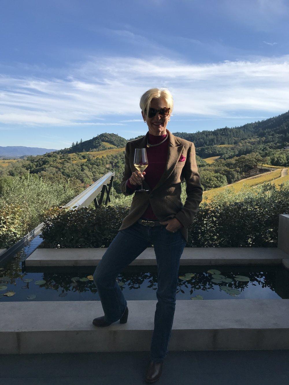 Winetasting in Napa