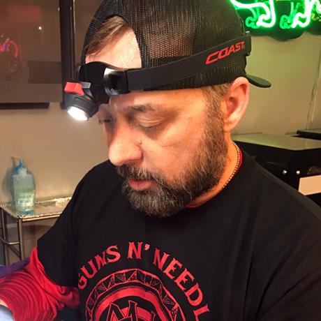 Shane Plasch - Tattoo Artist