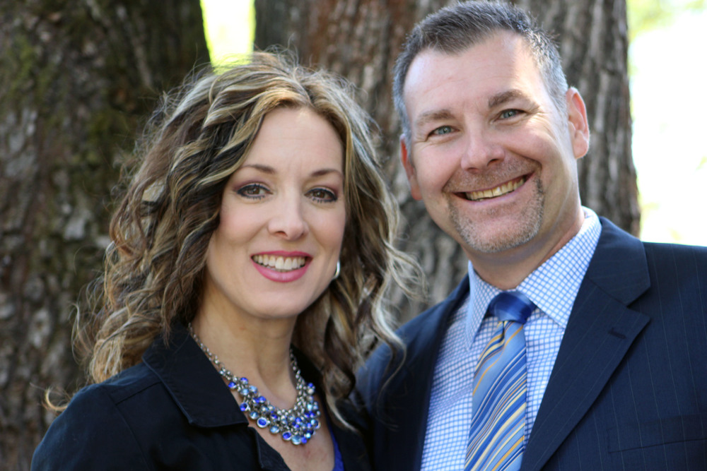 Pastors Monte and Dawn McCutcheon
