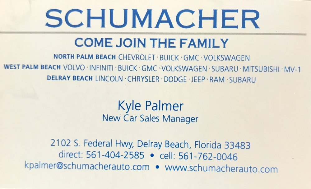 Welcome to the Neighborhood..... - If you're looking for your next vehicle, Kyle is your go to guy.  Click the link below to learn more