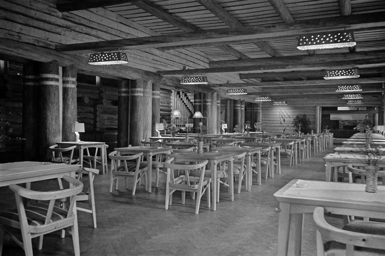 Pohjan Sali, 1946. Image copyright by Helsingin Kaupunginmuseo.