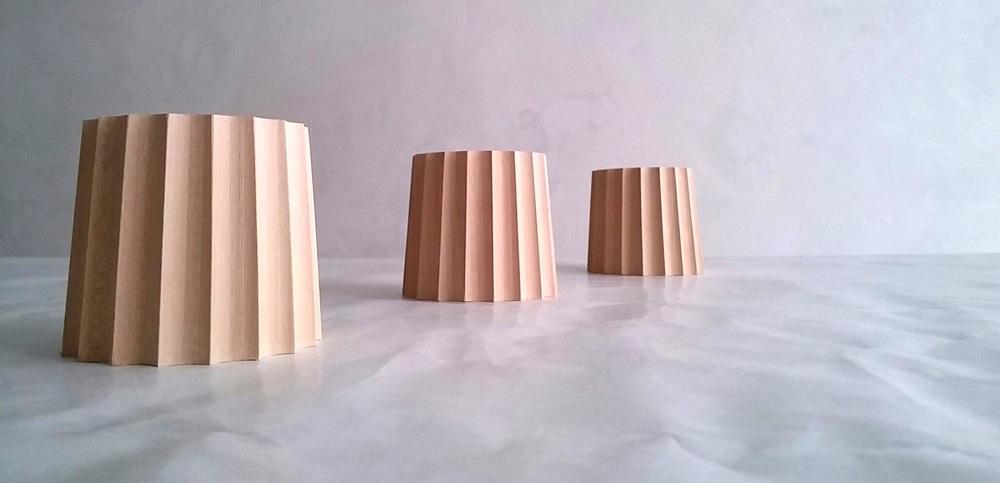 Column Drum Candleholder