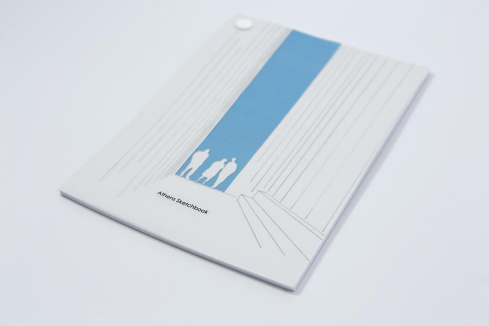 Athens Sketchbook