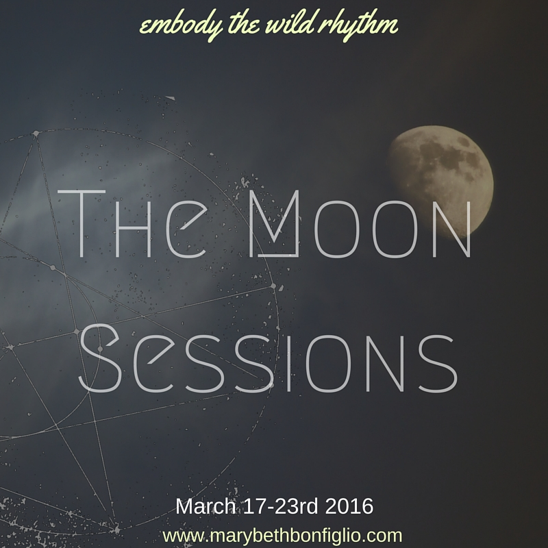 7 days of exploring The Moon card. $40