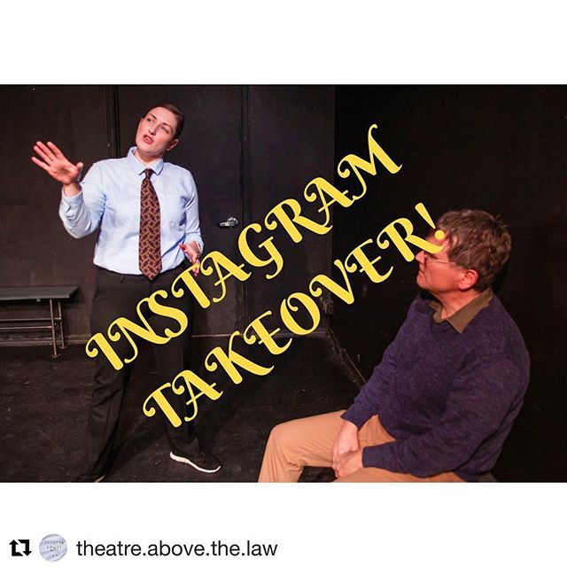 Really excited to be taking over Instagram over at @Theatre.above.the.law tomorrow for closing weekend of ART. Make sure you're following that account and don't forget to buy your tickets for any one of our final 5 shows! #chicago #chicagoactor #chicagotheater #genderblindcasting ・・・ INSTAGRAM TAKEOVER!  ART cast member and TATL ensemble member Brittany Vogel (@bevogemakeup) is taking over tomorrow for our Friday night show! Check it out! 📸 @tylercore  Tix: www.atlart.brownpapertickets.com • • •  #TATL #theatreforyou #rogersparktheatre #rogerspark #chicagotheatre #Art #YasminaReza #theatreabovethelaw #instagramtakeover