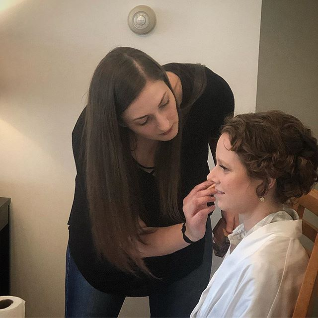 Beautiful bride-to-be on this fabulous Saturday! Have you booked your wedding makeup yet? Contact me now! #makeup #makeupartist #mua #chicago #chicagomakeupartist #promakeupartist #chicagowedding #chicagobride #bride #bridal #bridalmakeup #happy #hustle #blessed #freelance