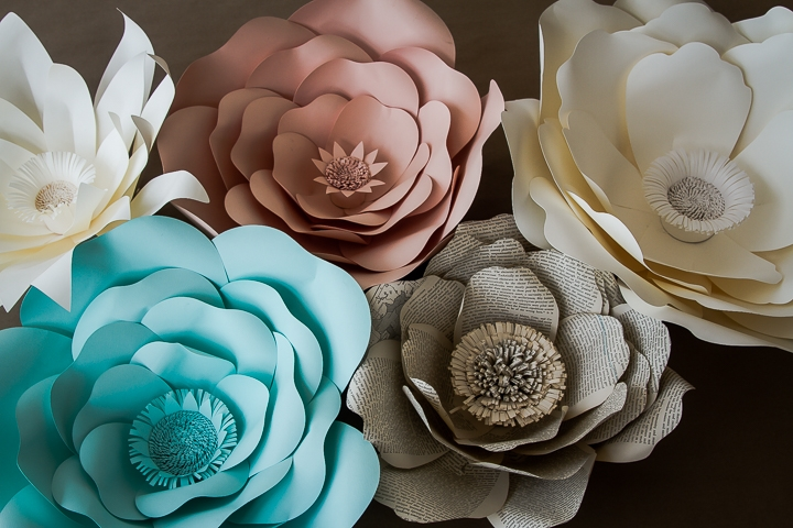 Giant paper flowers with tania fischer 150 makers mess in this 5 hour workshop with paper artist tania fischer you will make four giant paper flowers learn how to use different tools to create different effects mightylinksfo