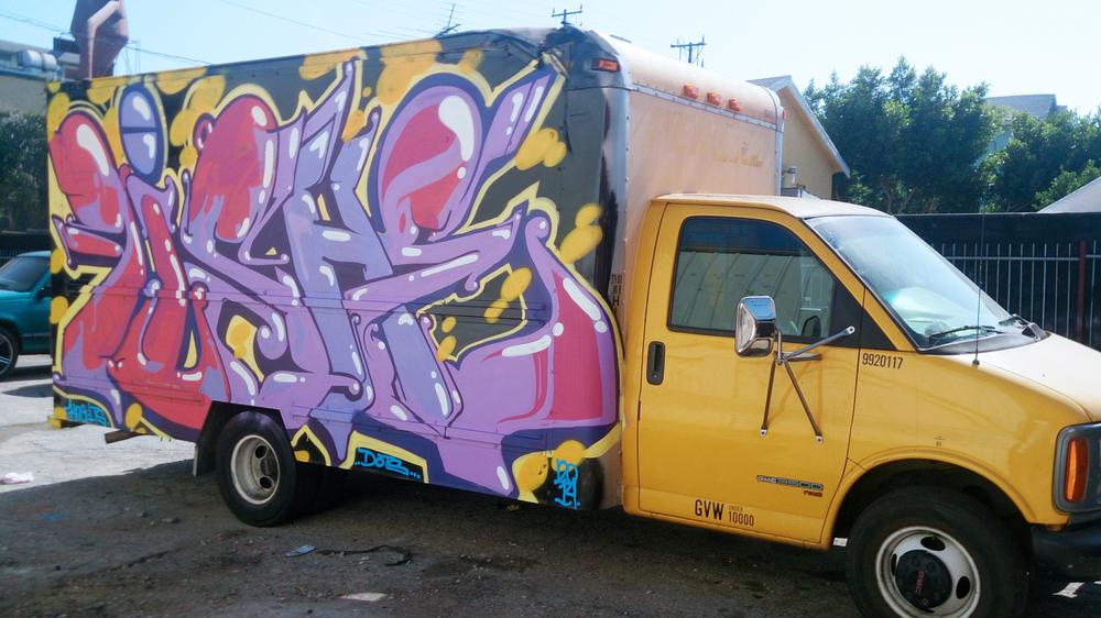 FISHE truck