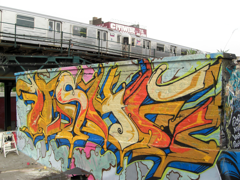 FISHE 5pointz
