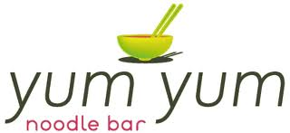 Yum Yum Noodle Bar   Noodles and More!  Check out their menu   HERE  .