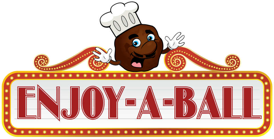 Enjoy-A-Ball Meatballs! Check out their menu HERE.