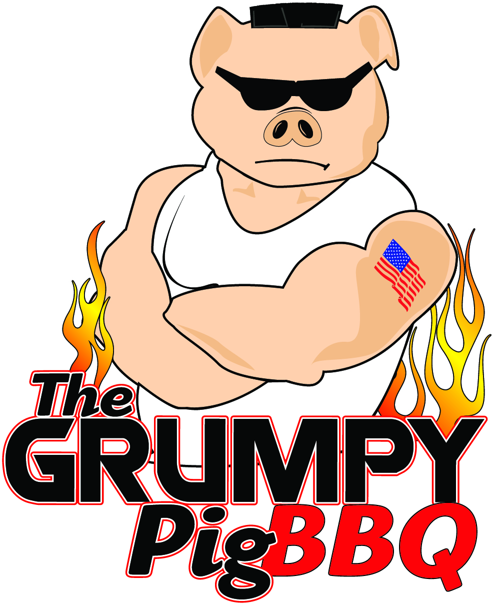 The Grumpy Pig BBQ  Check out their menu  HERE .