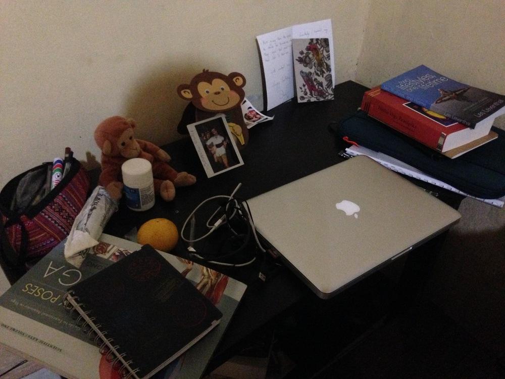 Homeworkasana