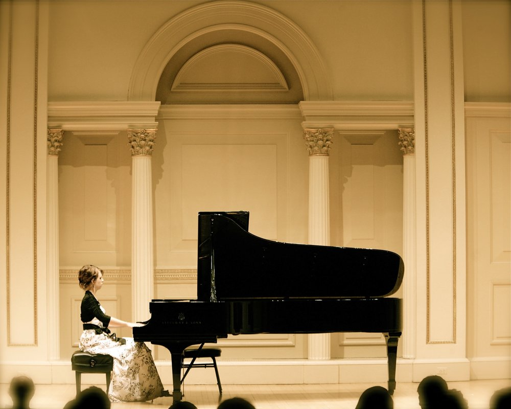 Weill Recital Hall, Carnegie Hall, 2011
