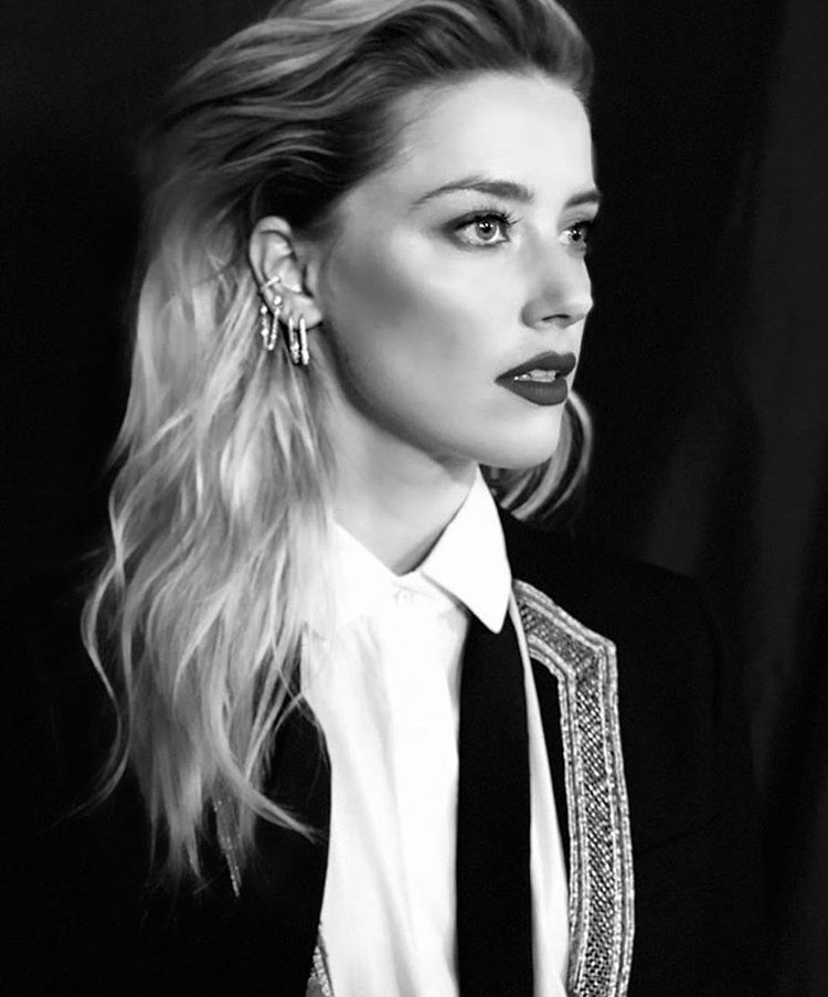Amber Heard – Actress, Activist