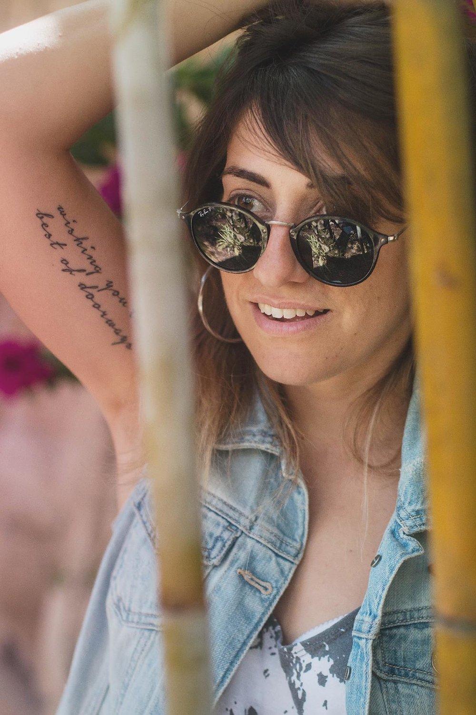 Arielle Scarcella - YouTube content creator