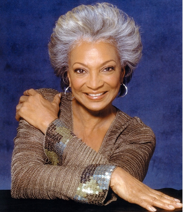 Nichelle Nichols – Actress, Author, Activist