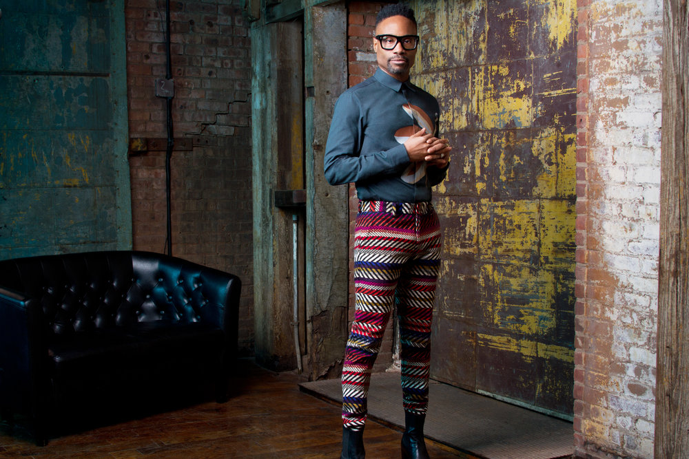 Billy Porter – Tony Award Winning Actor, Singer