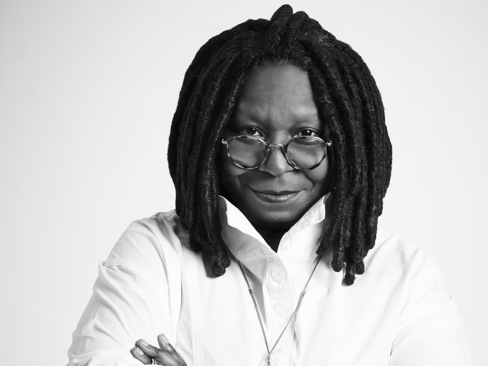 Whoopi Goldberg - Actor and Activist