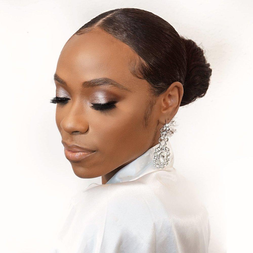 houston tx makeup artist for black women, houston bridal makeup artist, weddings in houston