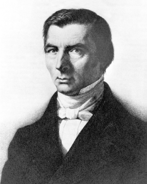 Frédéric Bastiat (  June 30, 1801 – December 24, 1850). At the time when  The Law  was written, Bastiat knew he was dying of tuberculosis. Within a year, he was dead.