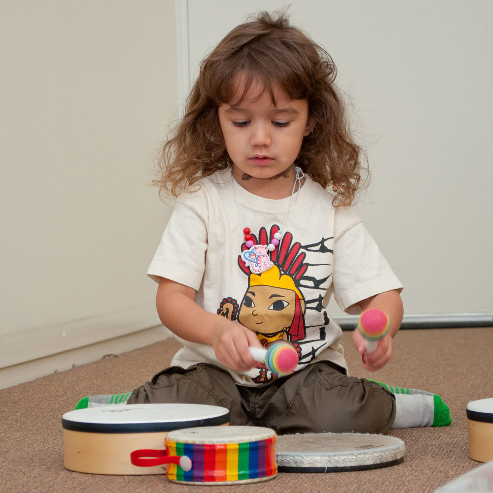 Preschool Tunes, ages 3-5   A singing- and movement-based class for ages 3-5 that builds pitch and rhythm skills while encouraging expression and improvisation.