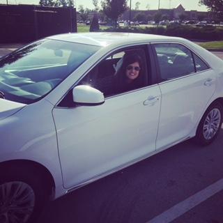 Meet Indie! My new (to me) car!