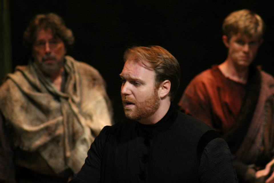 Cornelius - CYMBELINE, Texas Shakespeare Festival