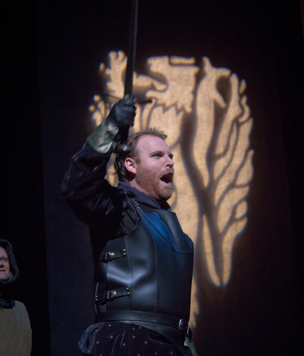 Richmond - RICHARD III, Virginia Shakespeare Festival