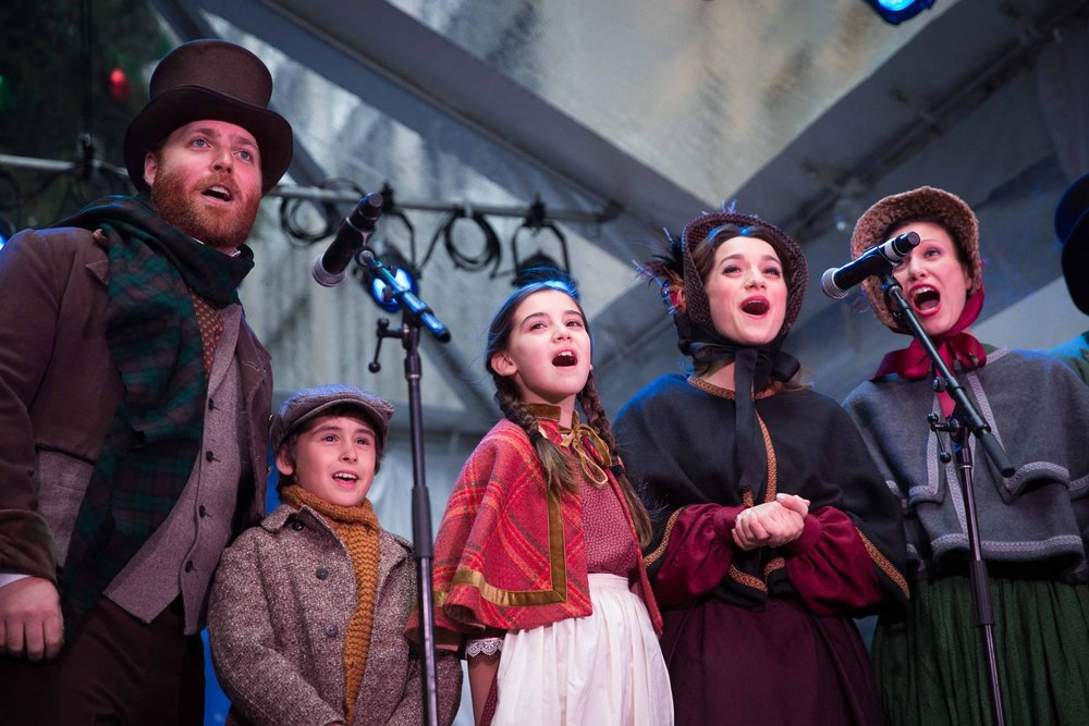 Bob Cratchit - A CHRISTMAS CAROL, TITAN Theatre Company