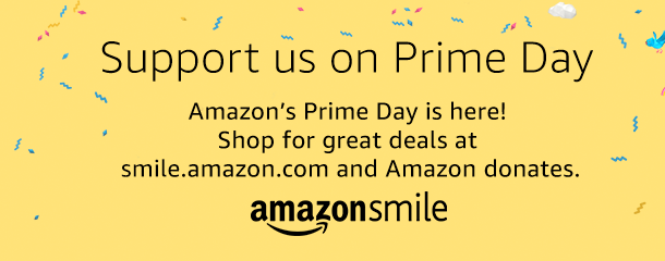 Amazon Smile & Amazon Prime Day