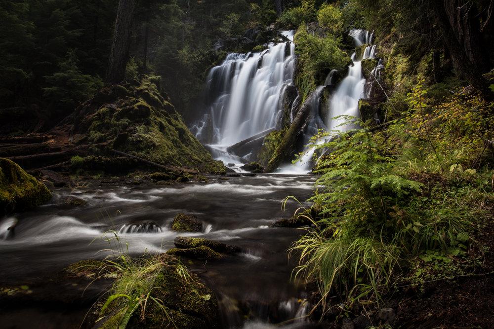 National Creek Falls, OR