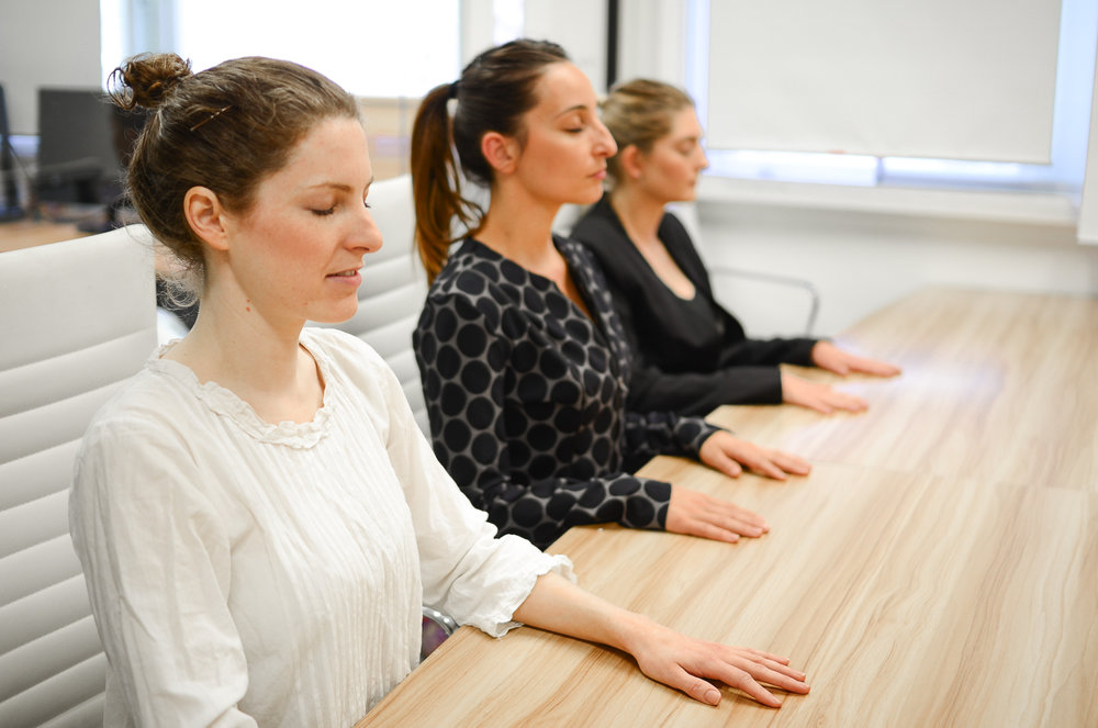 meditation office. exellent office 178 full time workers from sydney cbd participated in a random control  tested trial 2003 the concluded that meditation was safe and effective  with meditation office