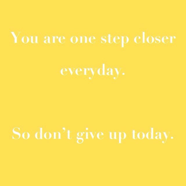 Don't give up on your goals! 💛  #yoga #yogini #yogaclass #yogaeveryday #yogalife #meditation #iloveyoga #fitness #yogateacher #mindfulness #iloveyoga #strong #yogaeverydamnday #yogachallenge #mindfulnessmeditation #sensorymeditation #charteredaccountant  #meditationmonday #mondaymind #mondaymindset #mondayminds #surpriseyoga #fitnessaddict #fitnessmotivation #fit #sydney #healthyliving #healthylifestyle  #corporateyoga #corporatemeditation