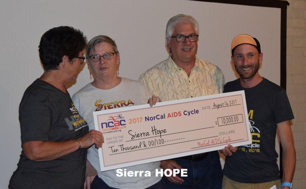 Sierra HOPE