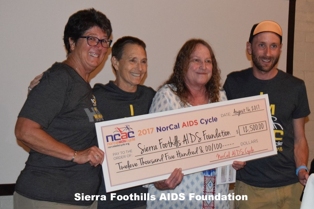 Sierra Foothills AIDS Foundation
