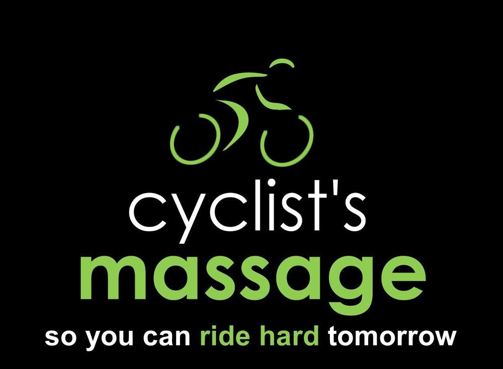 Cyclists Massage