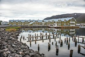Lodgings in Siglufjordur, Iceland